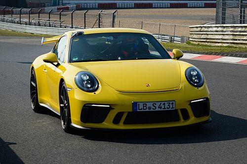 2018 Porsche 911 GT3 beats its fastest Nurburgring laptime