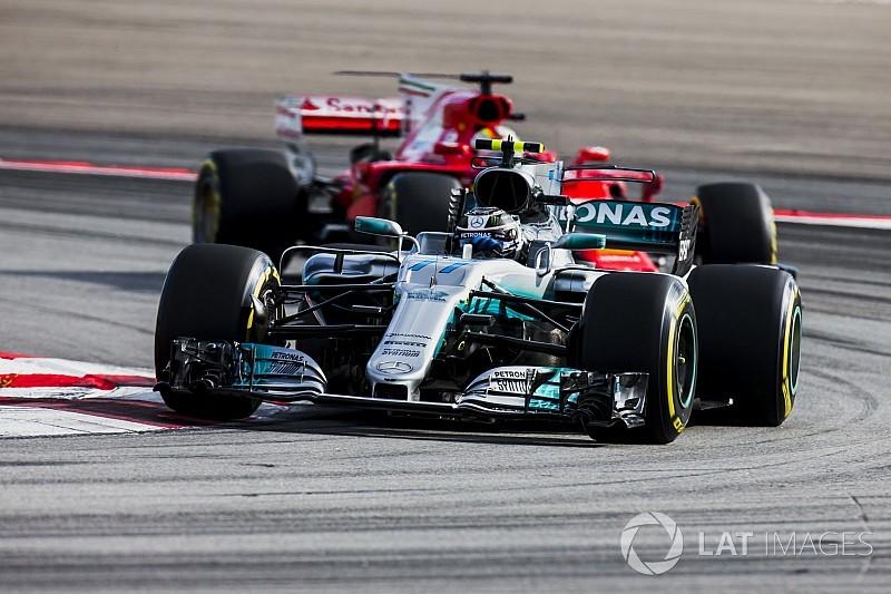 Mercedes dément toute connivence avec Ferrari