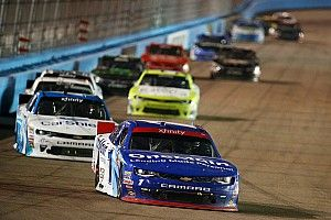 Loose lug nuts will cost Sadler his crew chief for championship finale