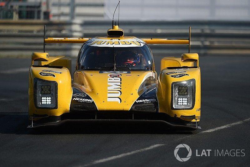 """Barrichello: """"La Dallara va troppo sul dritto: 340 non li facevo neanche in F.1"""""""