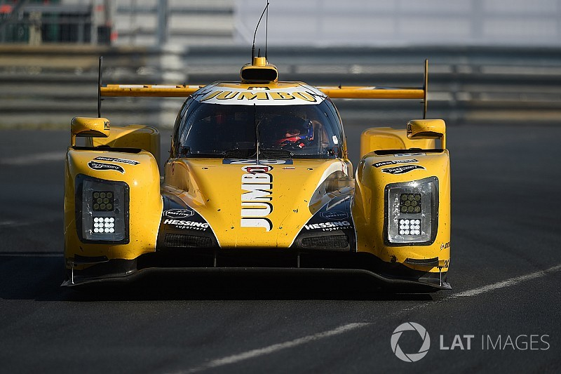 "Dallara LMP2 ""too fast on the straights"", says Barrichello"