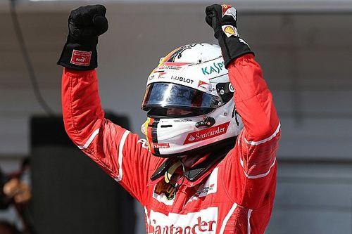 Stand: Voorsprong Vettel groeit na zege in Hongarije