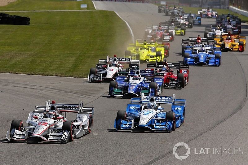 Chevrolet confident of IndyCar success in post-aerokit era