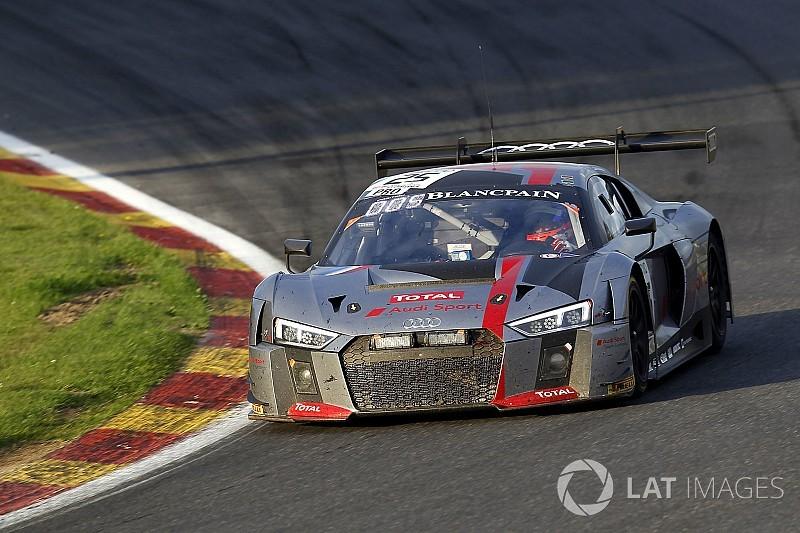 24 uur van Spa: Overwinning voor Saintéloc Audi