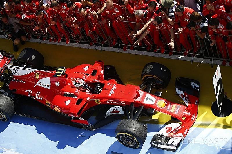 Räikkönen 2018-as szerződése hetek óta az asztalon hever