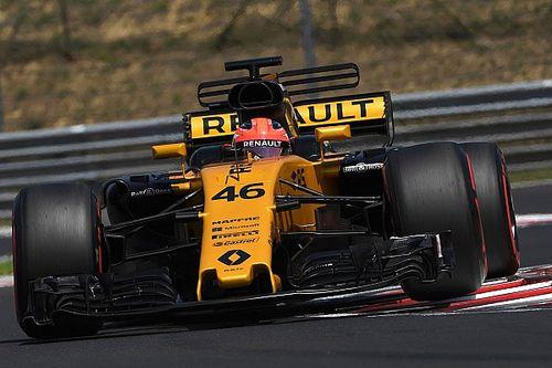 """Kubica n'est """"pas heureux à 100%"""" mais n'a pas ressenti de douleurs"""