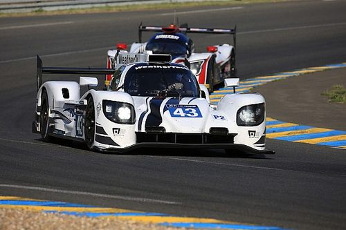 Taylor berlaga di Le Mans 24 Jam bersama DC Racing