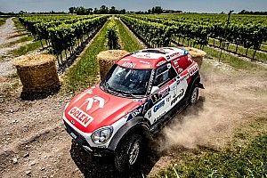 Przygonski triunfa en la Baja Italia y el Acciona eléctrico fue 11º