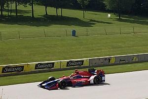 IndyCar Relato de testes Leist é o mais rápido entre novatos em teste da Indy