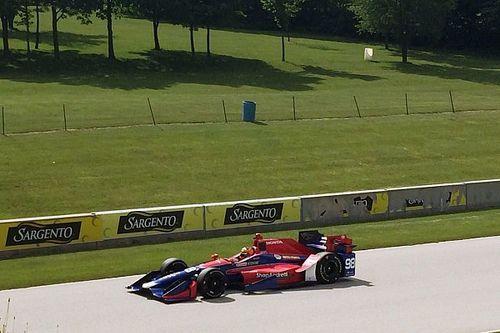 Leist é o mais rápido entre novatos em teste da Indy