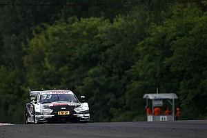 DTM Qualifyingbericht DTM 2017 in Budapest: Rene Rast für Audi auf der Pole-Position