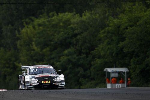 Hungaroring DTM: Rast scores maiden pole, Audi dominates