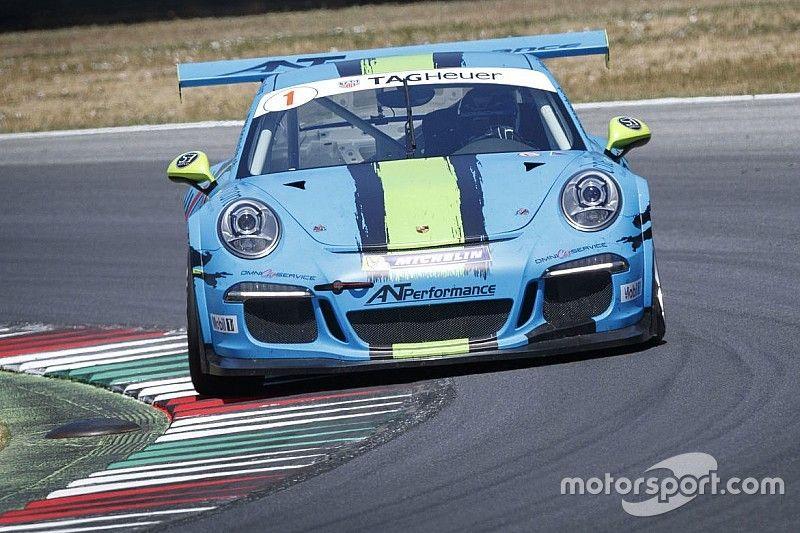 Porsche GT3 Cup: super doppietta di Jean-Paul von Burg al Mugello