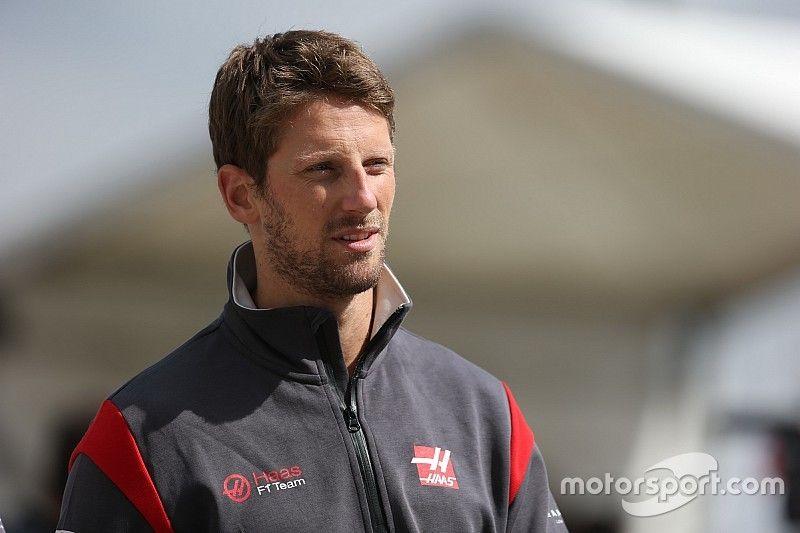 """Wolff: """"Moaning"""" Grosjean should be happy he's in F1"""