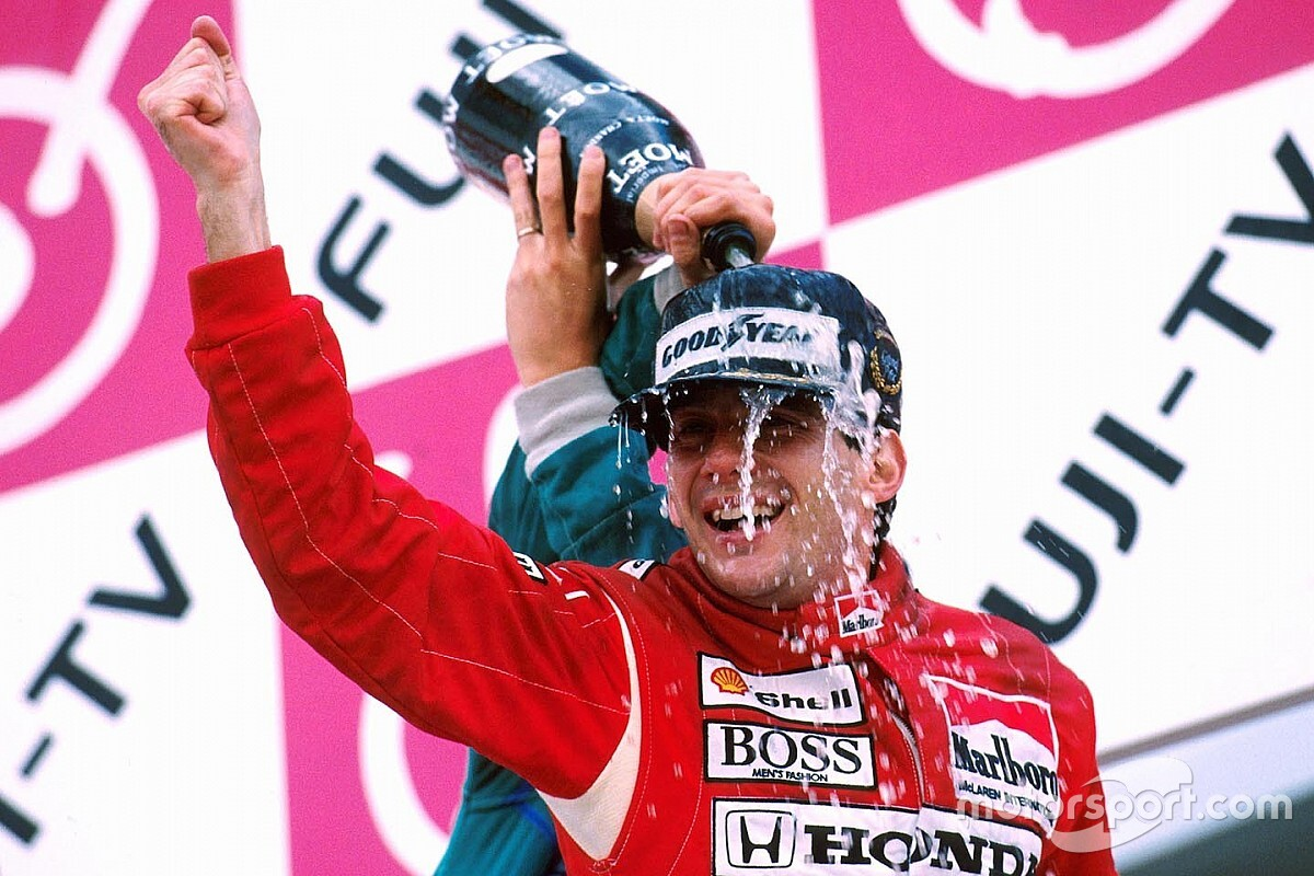 10 curiosidades sobre el título de Senna en 1988