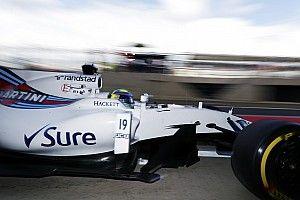 Massa: Williams superou problemas sofridos na Áustria