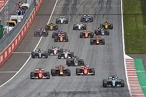 Copa volta a tirar F1 ao vivo da Globo; veja os horários