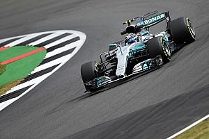F1 Reporte de prácticas Bottas lideró la primera práctica en Silverstone