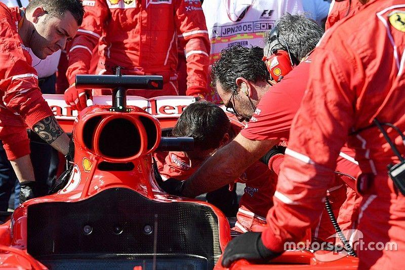 Ferrari perkuat diri dengan rekrutan penting
