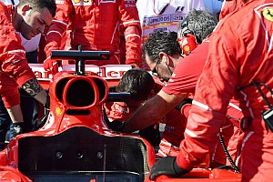 Formula 1 Breaking news Ferrari perkuat diri dengan rekrutan penting