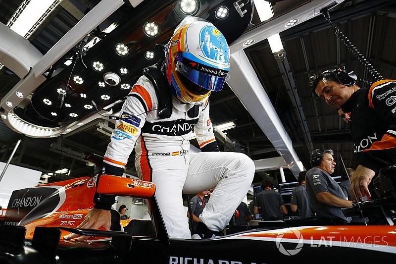 """Hasegawa: """"Me gustaría que Alonso no se quejara por radio, pero a veces es justo"""""""