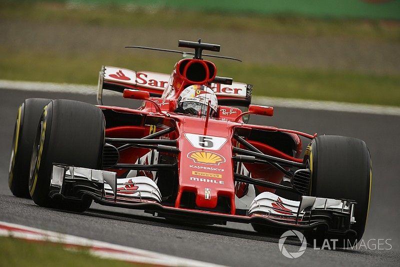 """Vettel sur le titre : """"Il y a une chance, et nous allons la saisir"""""""