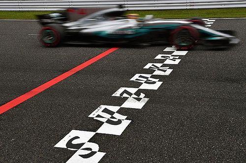 Gallery: Maiden Suzuka pole position for Lewis Hamilton