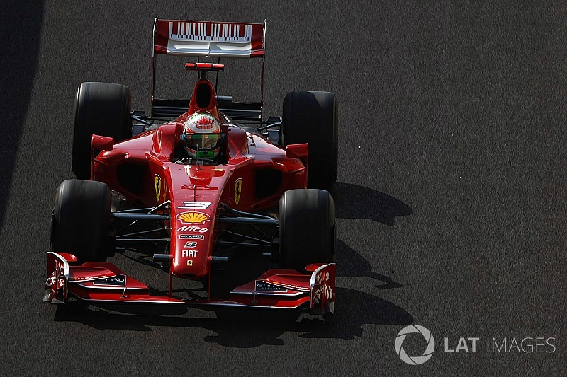 The F1 race winner whose flop with Ferrari led to a new beginning