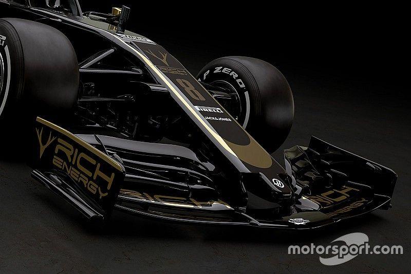 Nuevo patrocinador de Haas critica a quienes dudan de su compañía