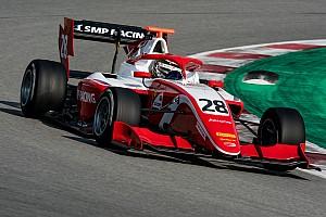 Shwartzman estrena la nueva Fórmula 3 desde la pole