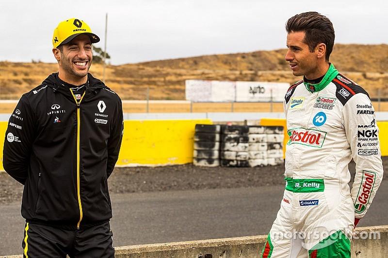Ricciardo nagy bejelentése: csatlakozott Ronaldo menedzsmentjéhez