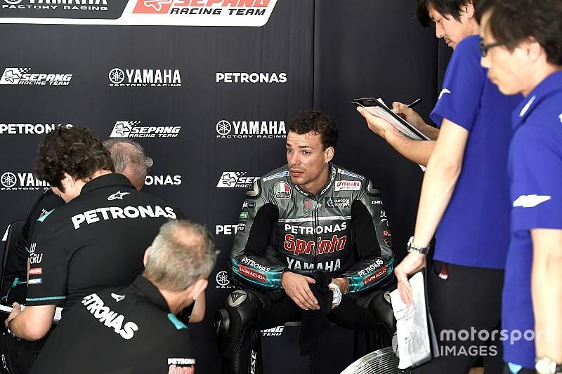 """Avec Yamaha, Morbidelli se sent """"plus impliqué"""""""