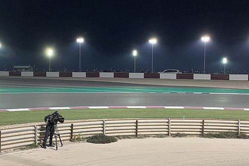 MotoGP sürücüleri Katar'da yeni bir ceza bölgesi deniyor