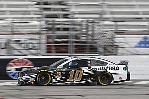 Almirola beats Stenhouse for Atlanta Cup pole