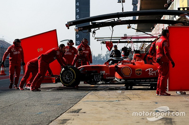 "Brawn a vu une ""ambiance calme et constructive"" chez Ferrari"