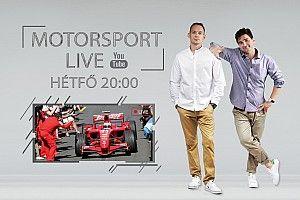 ÉLŐ F1-ES MŰSOR: Jön az évadnyitó, simán nyer a Ferrari? (LIVE)