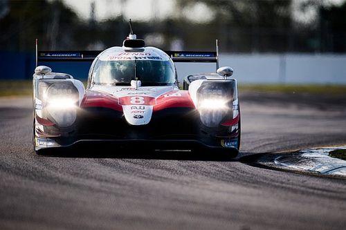 EL1 - Toyota s'installe en tête à Sebring