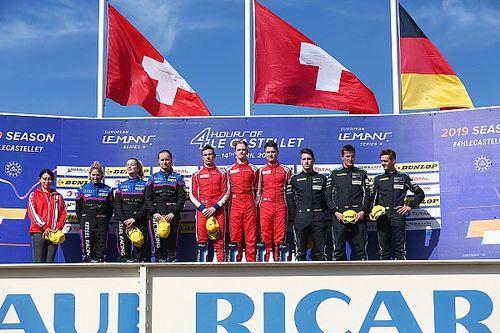 La Suisse au top en GTE au Castellet !