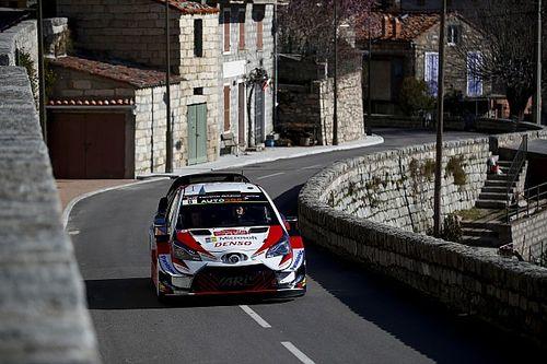 WRC Korsika: Tanak, liderliği Evans'tan aldı