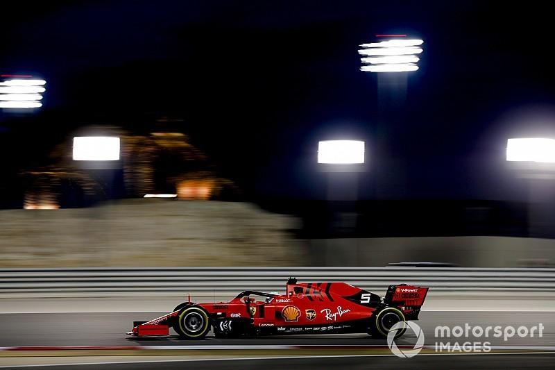 """Vettel: """"C'è ancora del potenziale da estrarre dalla Ferrari, ma le Mercedes sono veloci"""""""