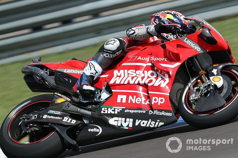 MotoGP's Aldridge defends Ducati winglet ruling