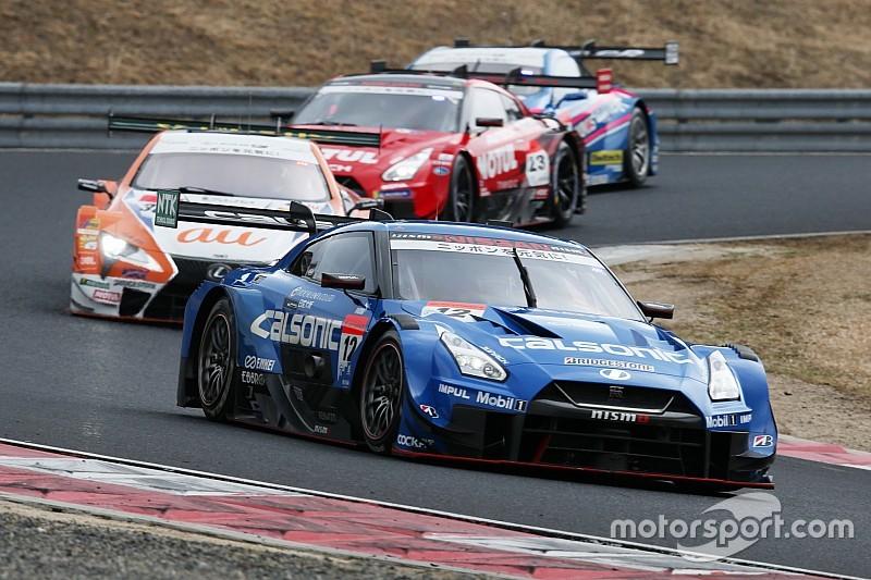 第1戦岡山GT500プレビュー|テストでは日産勢が好調も……3メーカー激戦に?