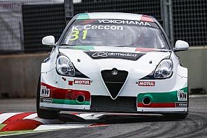 """Ceccon e Ma portano le Alfa Romeo a punti a Marrakech: """"Eravamo vicini ai migliori e possiamo crescere tanto"""""""