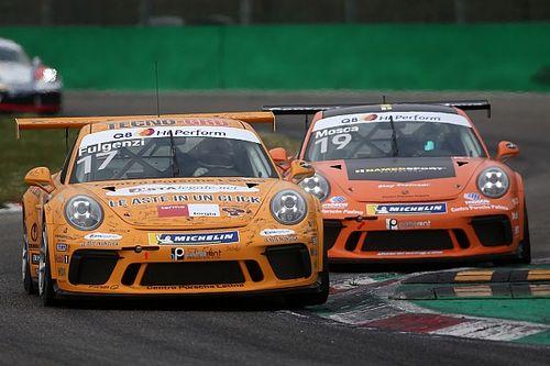 Carrera Cup Italia, Monza: Fulgenzi recupera, penalty per Mosca