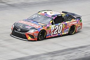 Erik Jones tops Saturday's first Cup Series practice at Bristol