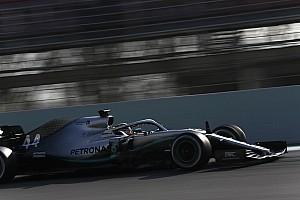Hamiltonék a W10 megbízhatóságát áldják: jövő héten már a tempóra koncentrálnak