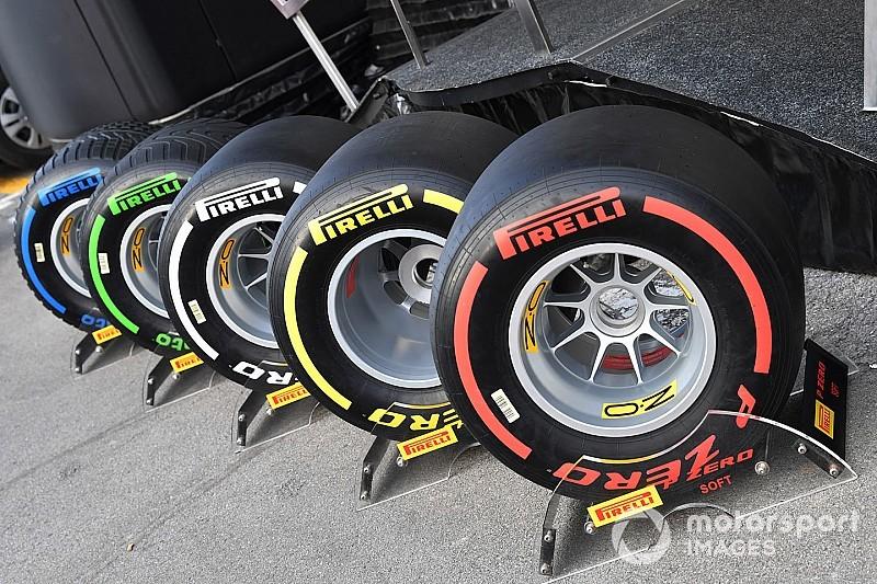 倍耐力公布车队澳大利亚大奖赛轮胎选择