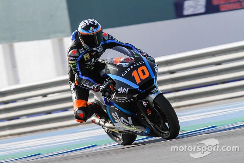 Test Jerez, Giorno 1: Marini detta subito il ritmo davanti a Lecuona. Baldassarri ottavo