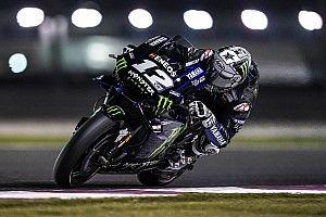 MotoGP Qatar: Vinales pole position, Rossi grid ke-14