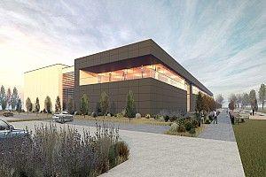 Budowa fabryki Aston Martin F1 opóźniona